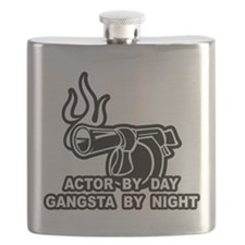 Actor By Day Flask