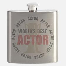 World's Best Actor Flask