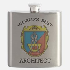 World's Best Architect Flask