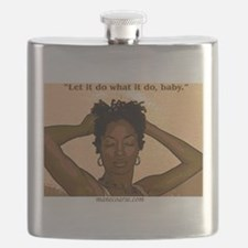 Funny Ethnicity Flask