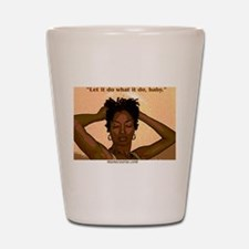 Unique African american Shot Glass