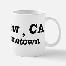 Oak View - hometown Mug