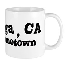 Calistoga - hometown Mug