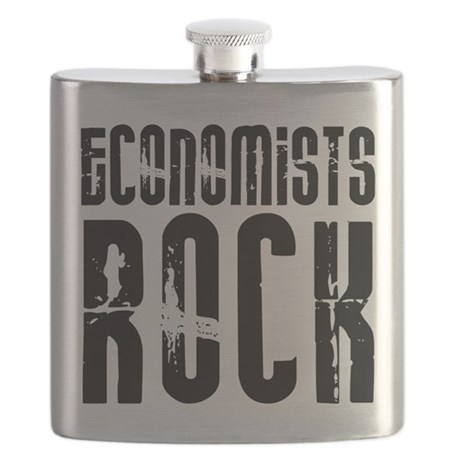 Economists Rock Flask