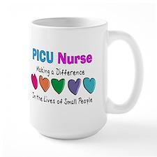 PICU Nurse.PNG Mug