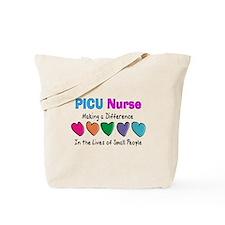 PICU Nurse.PNG Tote Bag
