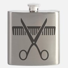 Hairstylist Flask