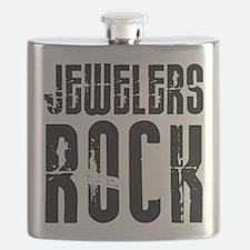 Jewelers Rock Flask