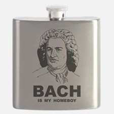 Bach Is My Homeboy Flask