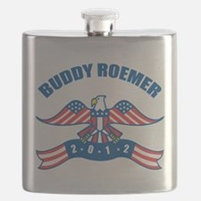 Eagle Buddy Roemer Flask