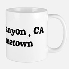 Silverado Canyon - hometown Mug