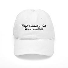 Napa County - hometown Baseball Cap