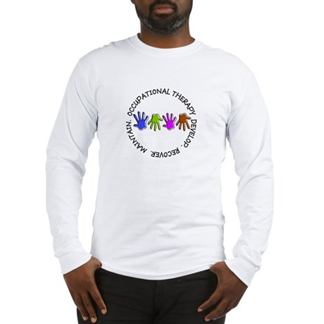 OT CIRCLE Hands.PNG Long Sleeve T-Shirt