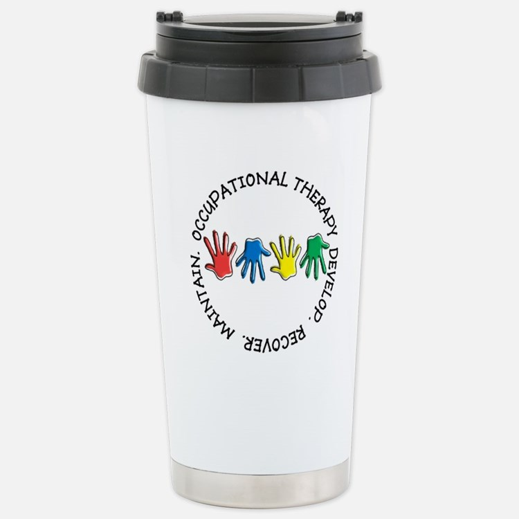 OT CIRCLE HANDS 2.PNG Travel Mug