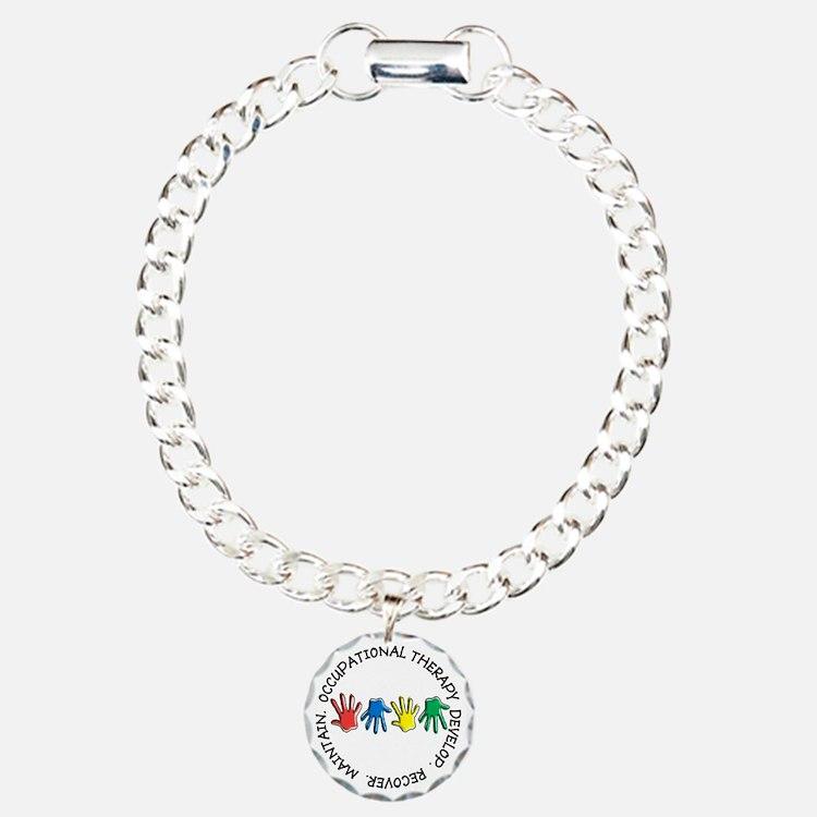 OT CIRCLE HANDS 2.PNG Bracelet