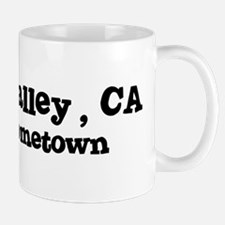 Silicon Valley - hometown Mug