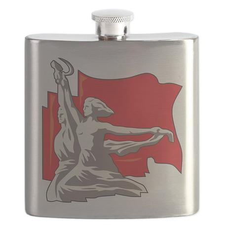 Communism Flask