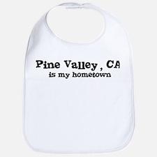 Pine Valley - hometown Bib