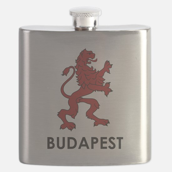Budapest Lion Flask