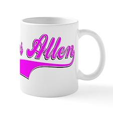 Mrs Allen Mug