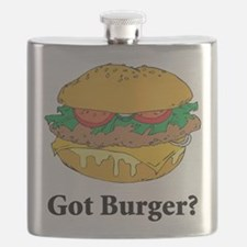 Got Burger Flask