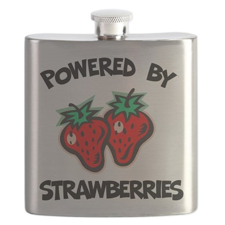 Powered By Strawberries Flask