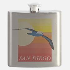 San Diego Flask