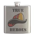 True Heroes Flask
