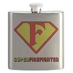 Super Firefighter Flask
