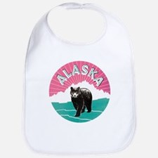 Alaska Bear Bib