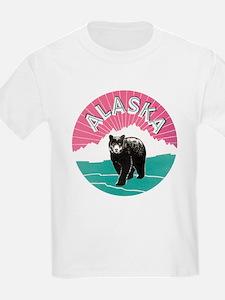Alaska Bear Kids T-Shirt