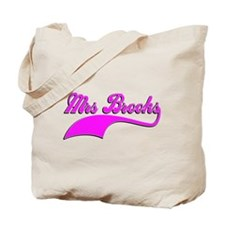 Mrs Brooks Tote Bag