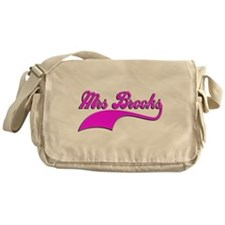 Mrs Brooks Messenger Bag