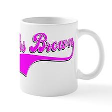 Mrs Brown Mug