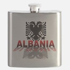 3D Albania Flask
