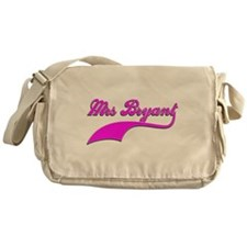 Mrs Bryant Messenger Bag