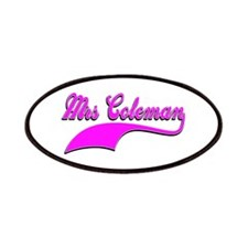 Mrs Coleman Patches