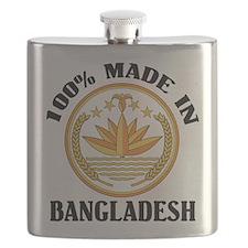 Made In Bangladesh Flask