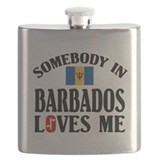 Barbados Flasks