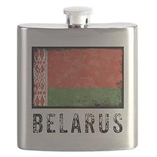 Vintage Belarus Flask