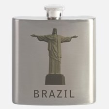 Christ the Redeemer Flask