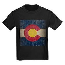 Vintage Colorado Flag T