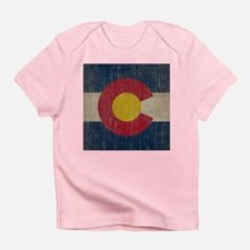 Vintage Colorado Flag Infant T-Shirt