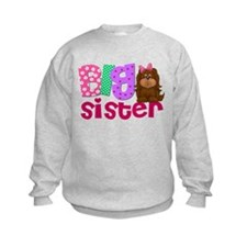 Big Sister Puppy Dog Sweatshirt