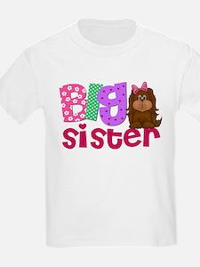 Big Sister Puppy Dog T-Shirt