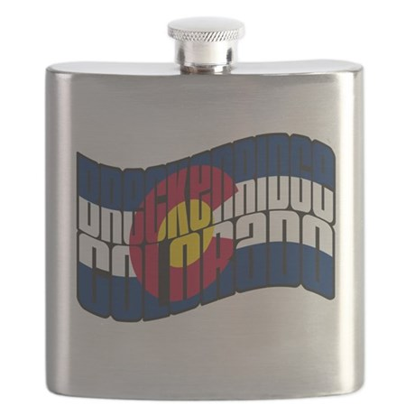 Breckenridge Colorado Flag.png Flask