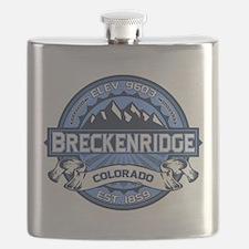 Breckenridge Blue Flask