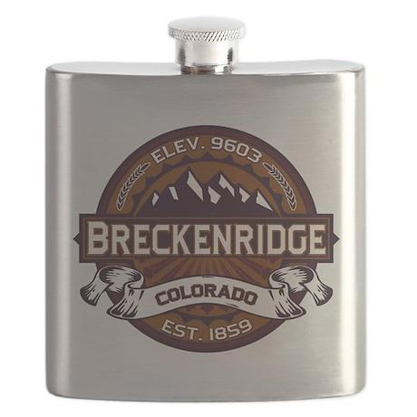 Breckenridge Vibrant Flask