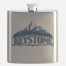 Keystone Blue Mountain.png Flask