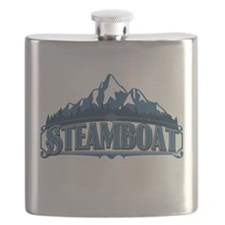 Steamboat Blue Mountain.png Flask